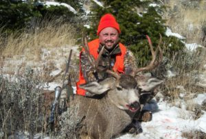 Mule Deer hunting Montana outfitter