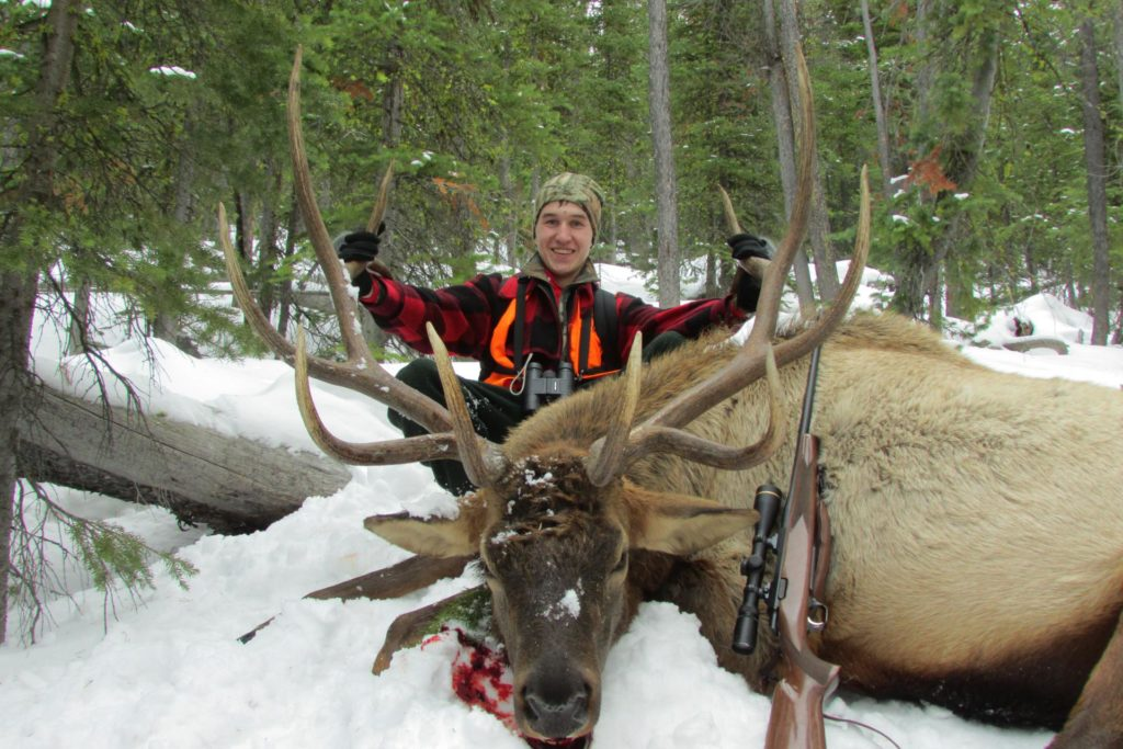 Rifle Elk Hunting