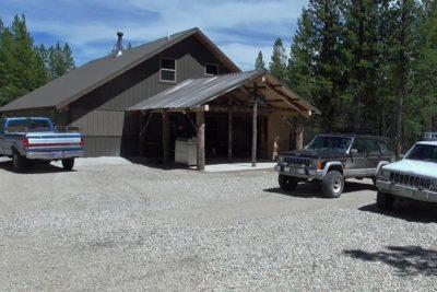 MT hunting lodge -Broken Arrow Lodge