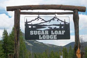 MT hunting lodge