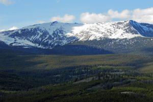 Montana Hunting lodge