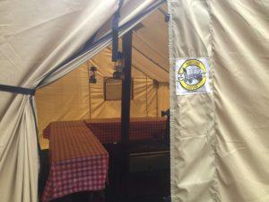 Montana hunting trips - 10 mile Camp